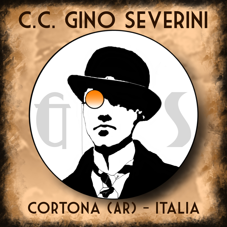 Profile image for the Facebook page for the Circolo Culturale Gino Severini, Cortona, Italy