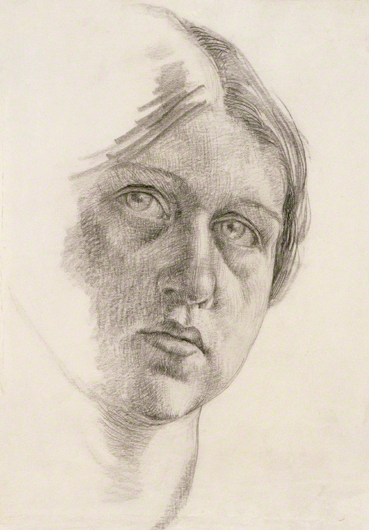 Carrington, Self Portrait - 1910