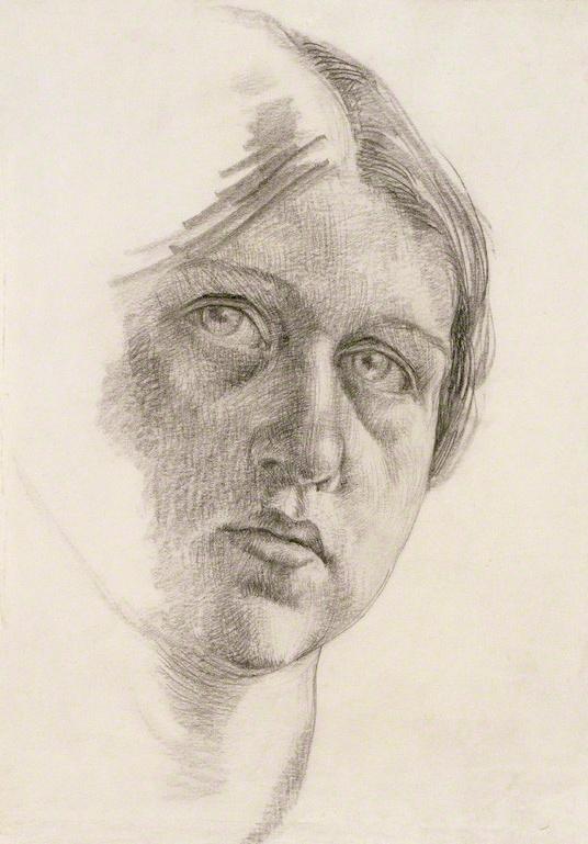 Carrington, Self Portrait - 1910