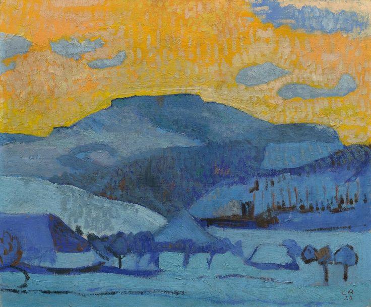 Oschwand 1924 Amiet