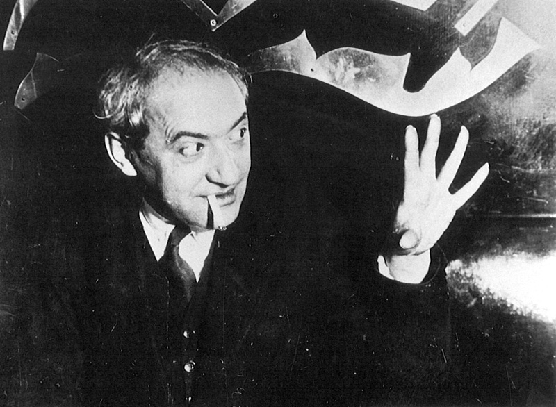 Pascin, in 1930, in the weeks before he committed suicide.