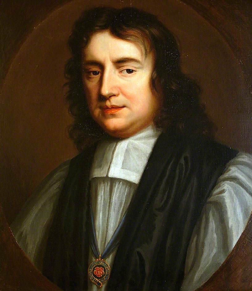 Portrait of Tillotson, by Mary Beale, c. 1675