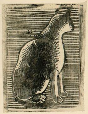 carrington woodcut c1915