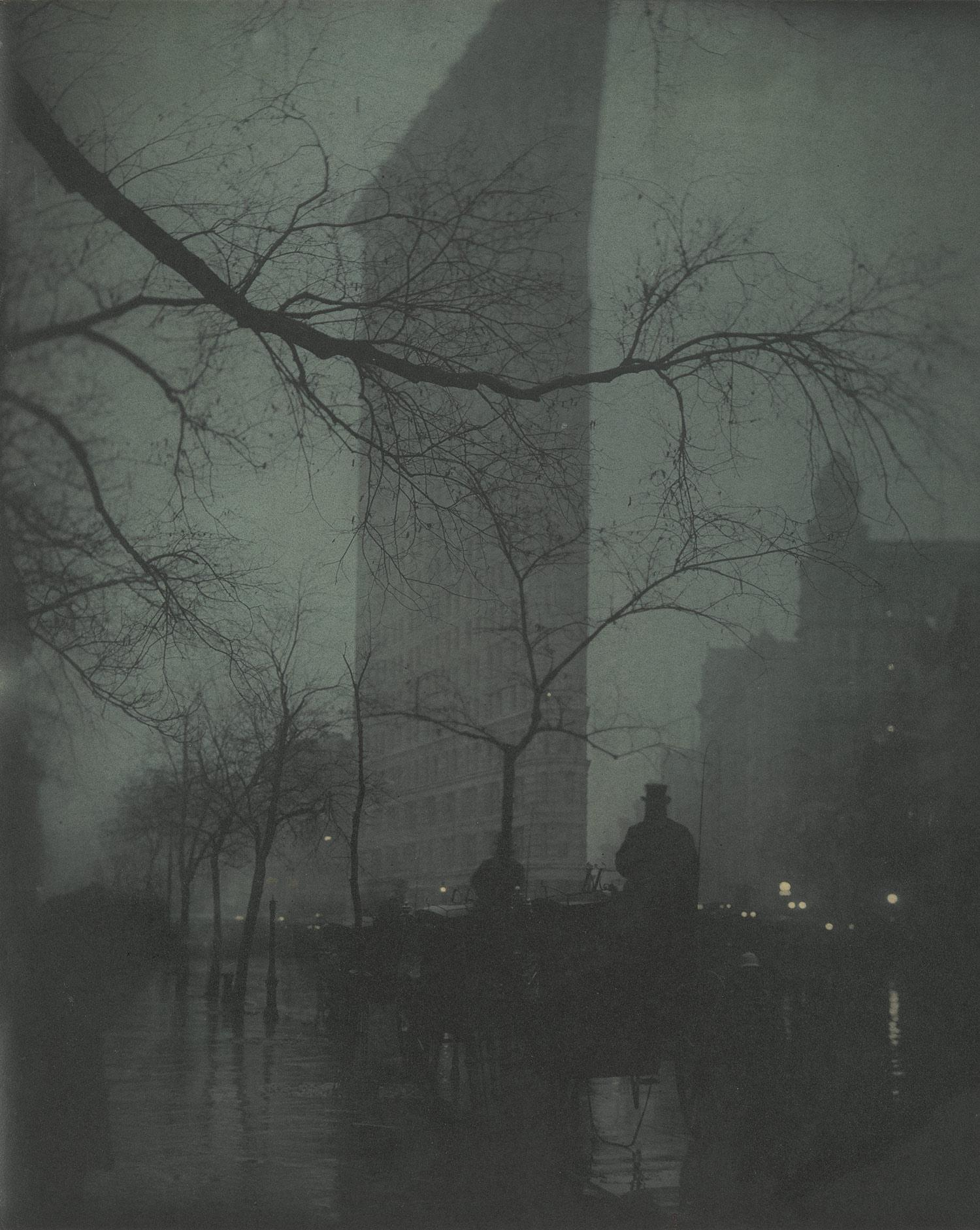 The Flatiron Building, by Edward Steichen, 1904