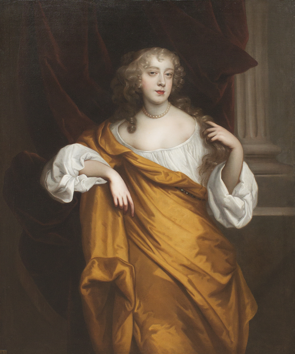 """Portrait of Margaret Wharton,"" by Mary Beale, c. 1680"