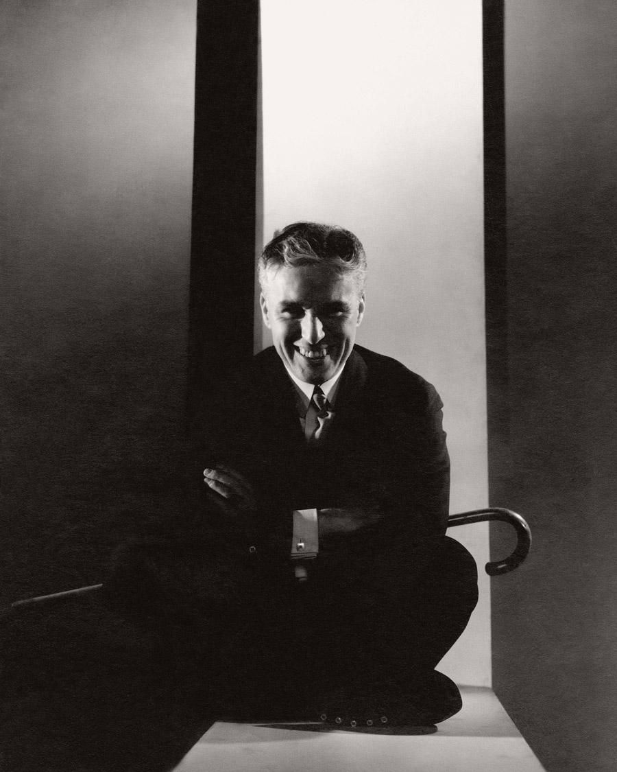 Charlie Chaplin by Edward Steichen, 1925