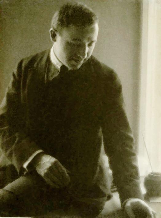 Max Weber in 1914