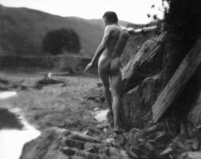 Portrait of Roi Partridge by Imogen Cunningham, 1918