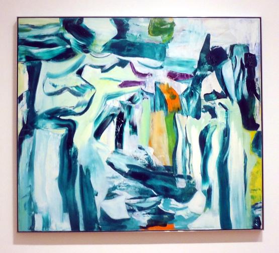 dekooning untitled v 1980
