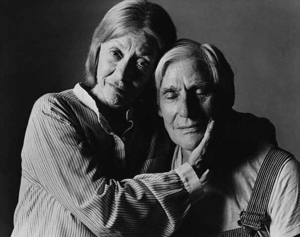 Elaine and Willem de Kooning (Image by © Condé Nast Archive/Corbis)
