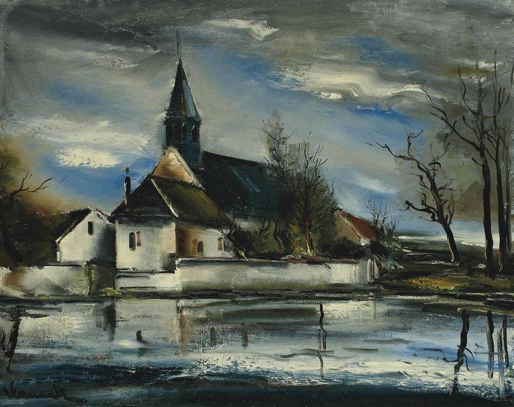 by Maurice de Vlaminck