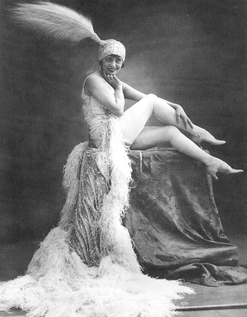 Mistinguett's multimillion dollar legs.