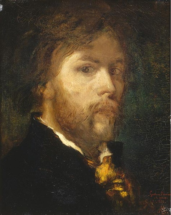 Gustave Moreau, painter and teacher who enlightened the minds of the Fauvists and inspiring the Surrealists