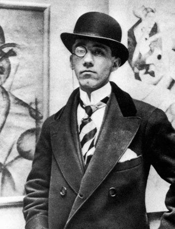 Gino Severini, age 30, at the ...., 19..