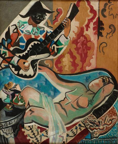 """""""Il Concerto,"""" 1946 by Gino Severini"""