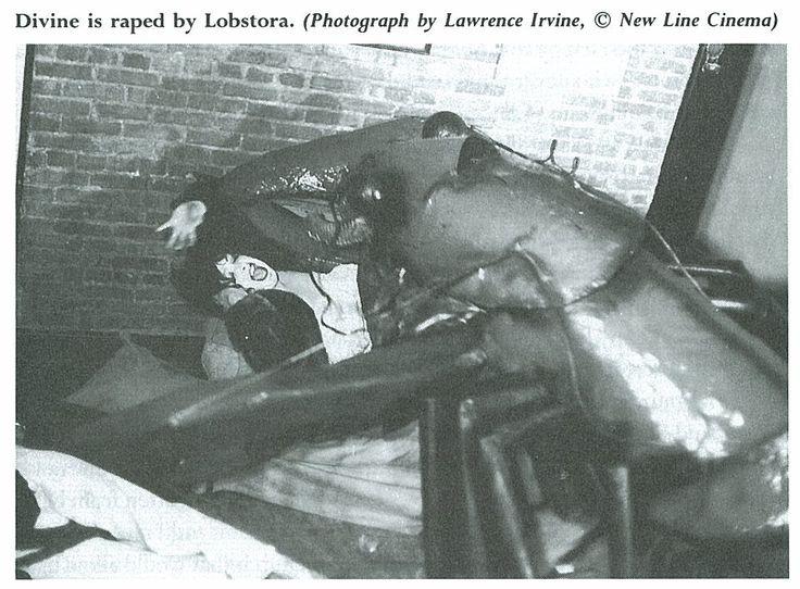 "The famous lobster scene, from ""Mondo Trasho,"" 196"