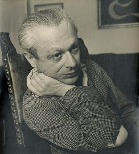 Tristian Tzara, 1955