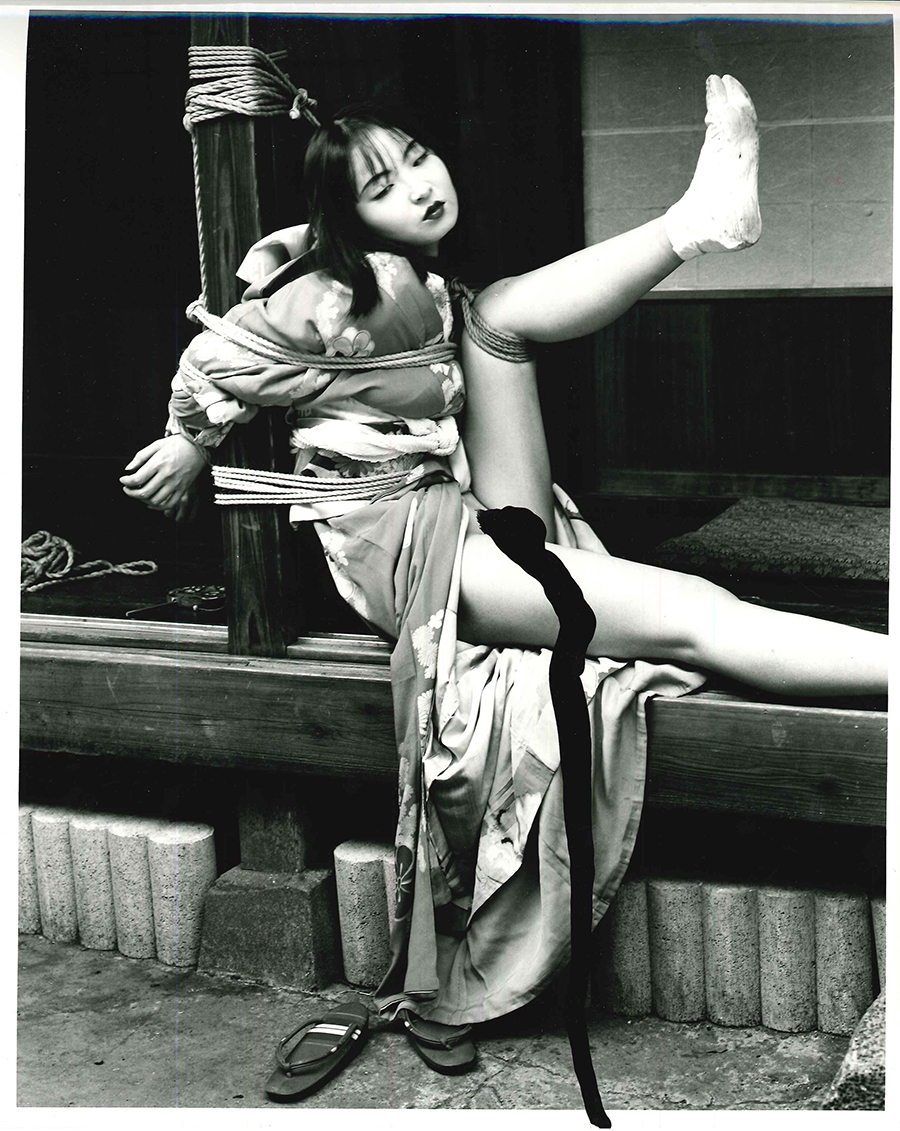 """Marvellous Tales Of Black Ink No. 4,"" by Nobuyoshi Araki, c.2008"