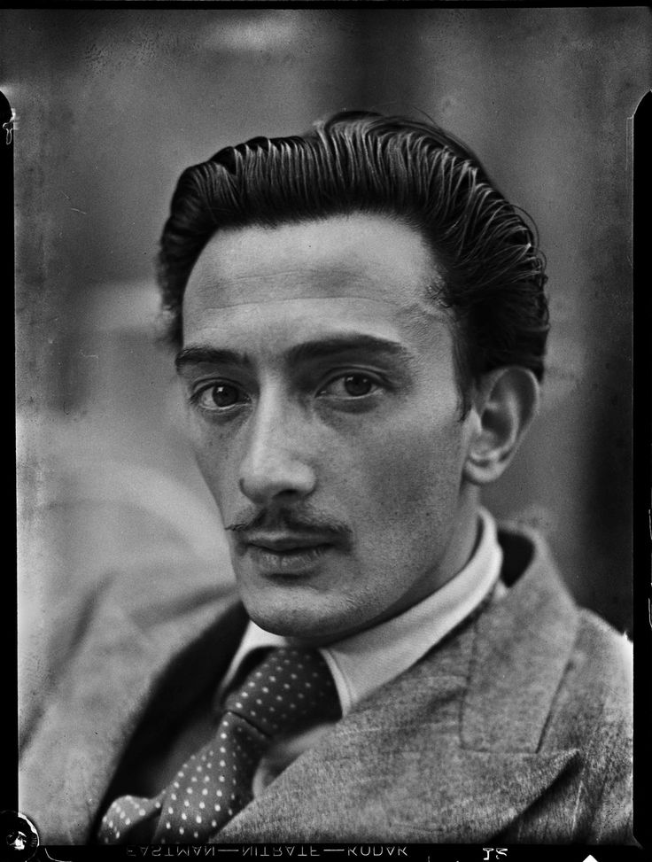 Dalí as a young man (n/d)