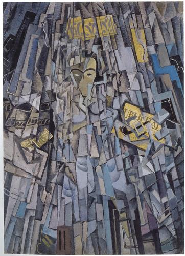 cubist dali