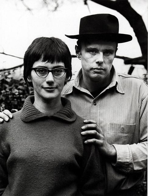 Eva and Joseph Beuys, c. 1960