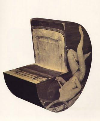 """Pram"" from Helen Chadwick's ""Ego Geometria Sum"" exhibition"