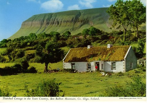 Ireland postcard produced by John Hinde Ltd