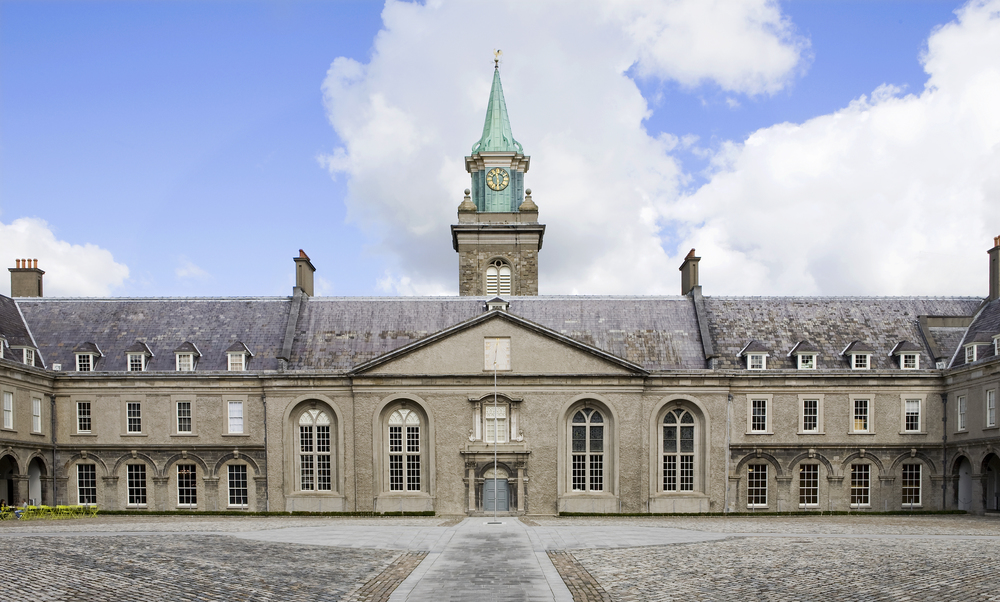 The Irish Museum of Modern Art, Dublin, Ireland