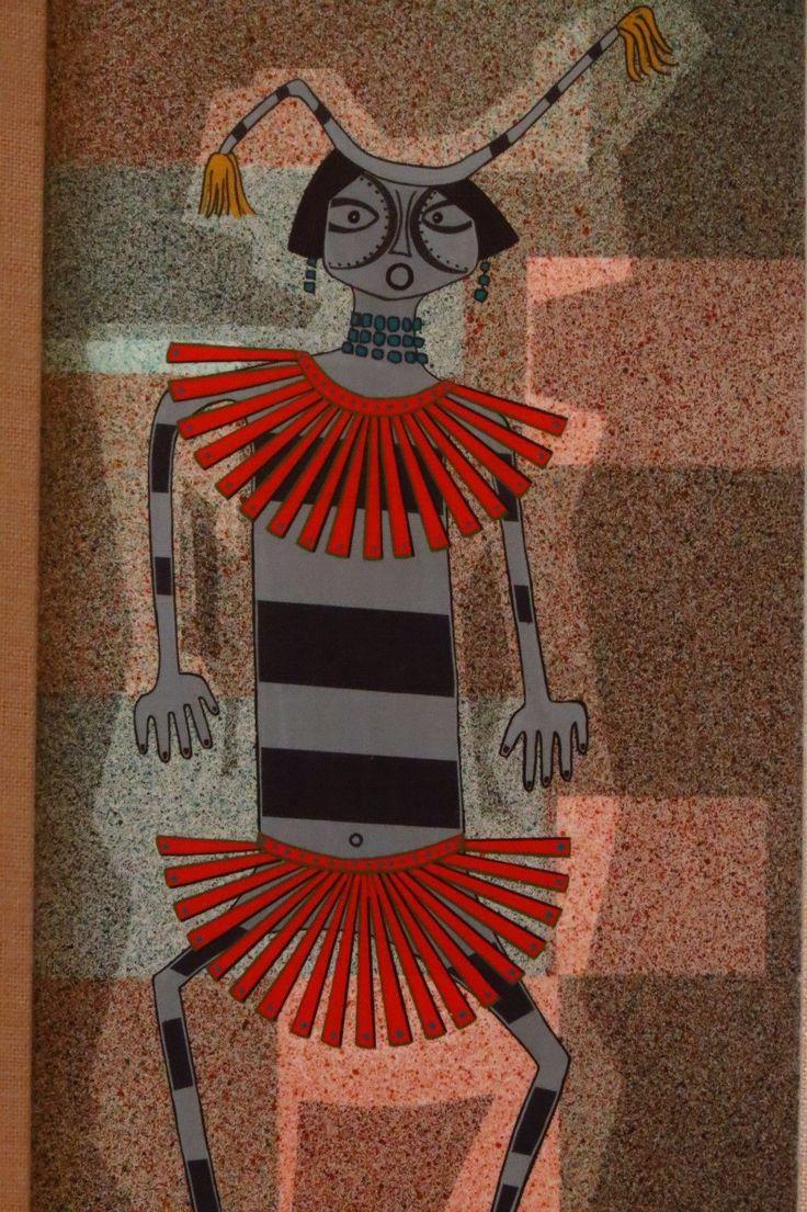 Kachina by Helen Hardin