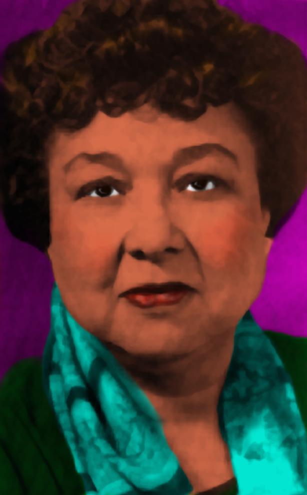 laura Wheeler Waring teacher artist color by TMLipp