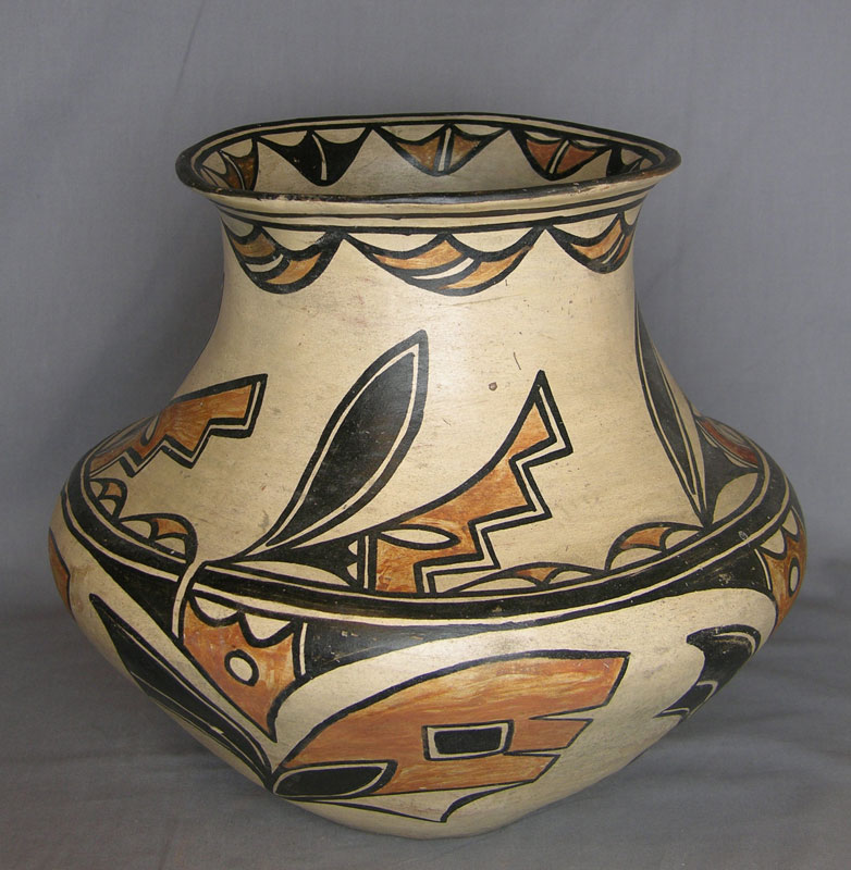 Pottery by Martina Vigil Montoya (n/d, late 1800's)