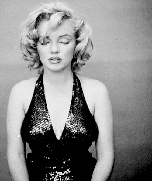 Marilyn Monroe by Richard Avedon, May 1957