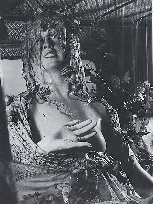 "Inside Dalí's ""Rainy Taxi"""