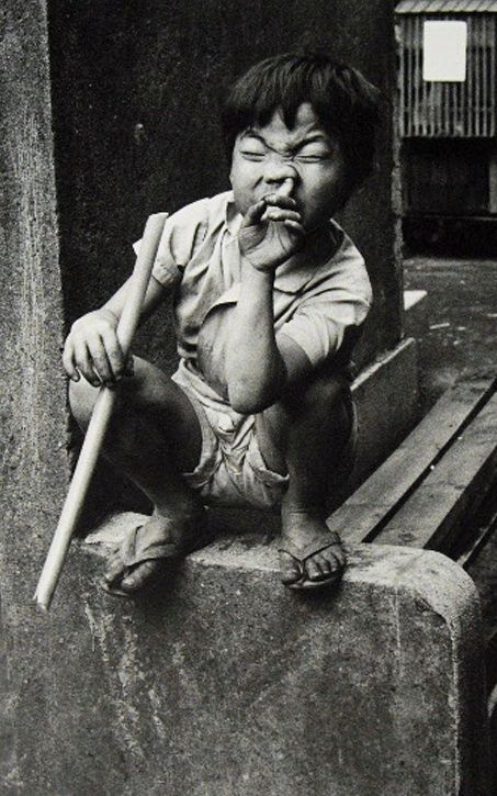Photo by Nobuyoshi Araki, 1962.