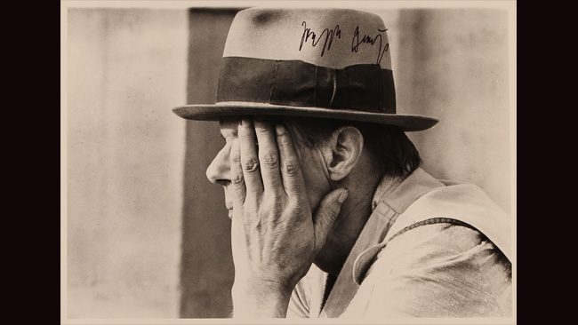 signed beuys