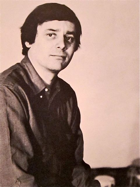 Robert Ryman, c. 1950