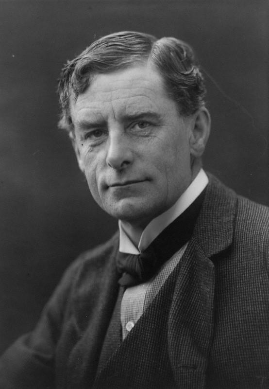 Portrait of Walter Sickert, by George Charles Beresford, 1911