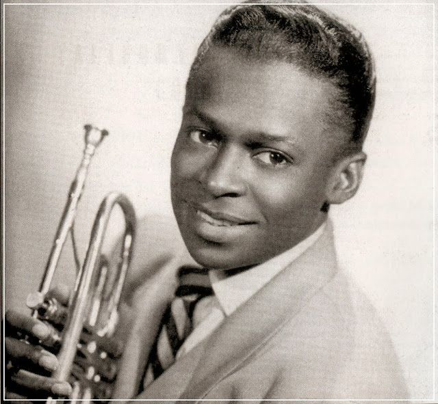 Miles Davis, early in his career