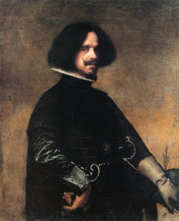 Diego Velázquez, Self Portrait, c. 1645