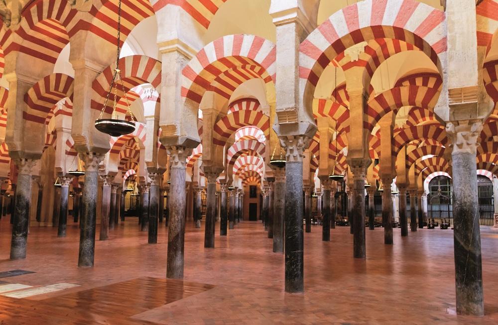 La Mezquita de Cordoba, Cordoba, Spain