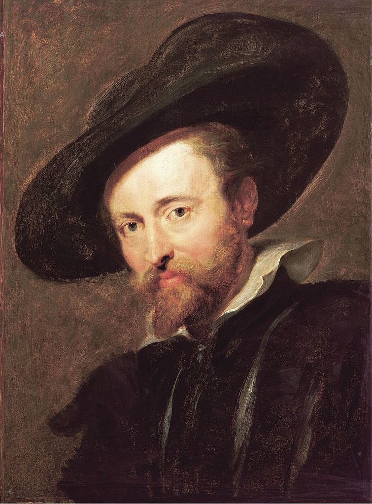 755px-Peter_Paul_Rubens_-_Self-Portrait_-_WGA20380