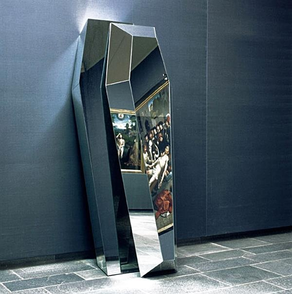 """Mirror Coffin,"" 1970's"