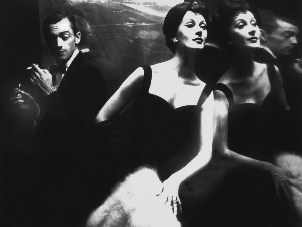 "Lillian Bassman's ""Dovima, New York"" (1954, reinterpreted in 1994)"