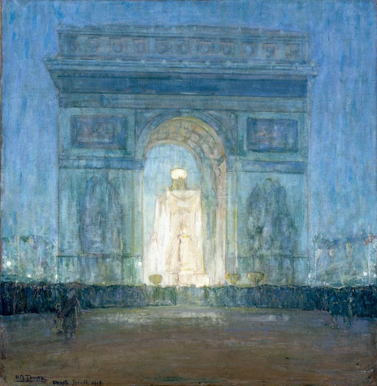 """The Arch,"" by Henry Ossawa Tanner"