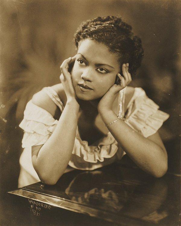 Hazel Scott, 1936