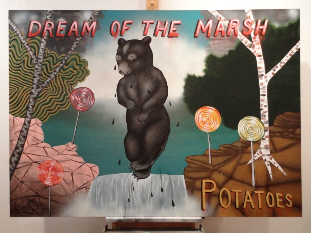 Fred_Stonehouse_Dream_of_Marsh_potatoes_60X84
