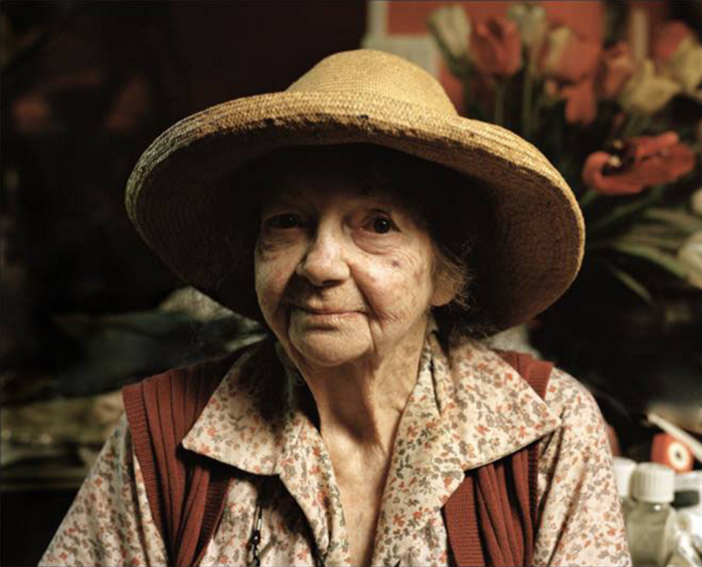 Margaret Olley, photographed by Greg Weight, 2011