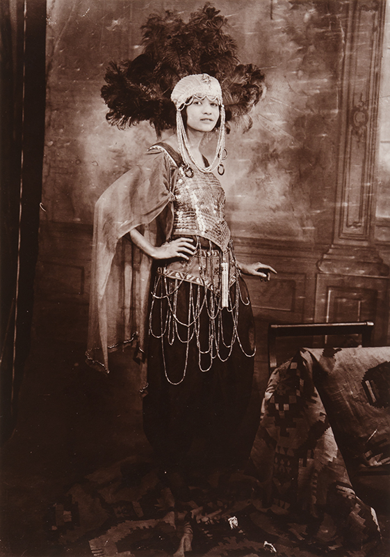 Dancer, c. 1925