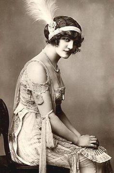 Lucile Ltd. style, 1911