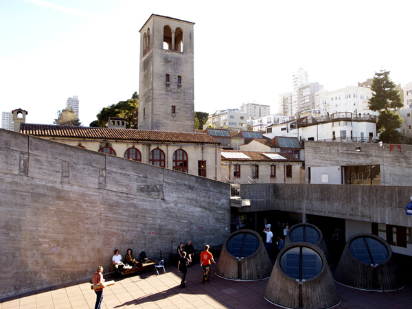 The San Francisco Art Institute